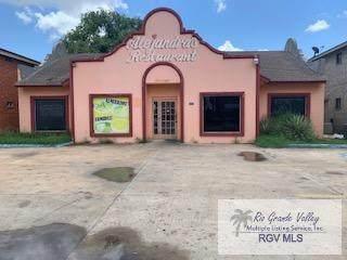 534 Jose Marti Blvd., Brownsville, TX 78521 (MLS #29723575) :: The MBTeam