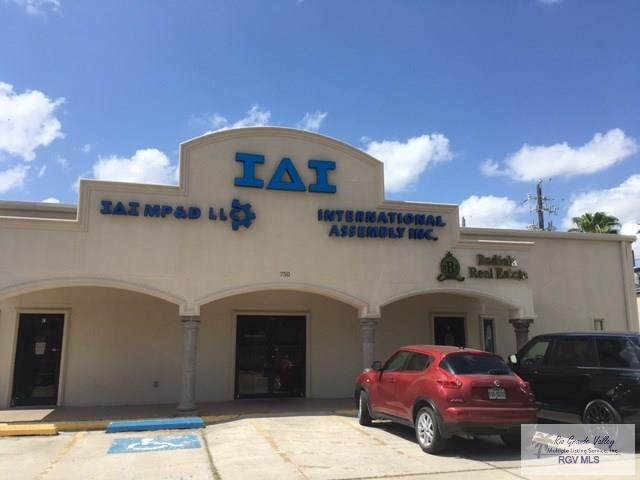 750 E Los Ebanos Blvd., Brownsville, TX 78520 (MLS #29725120) :: The MBTeam