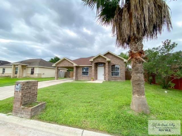 1426 Rodriguez St., Harlingen, TX 78552 (MLS #29725132) :: The MBTeam