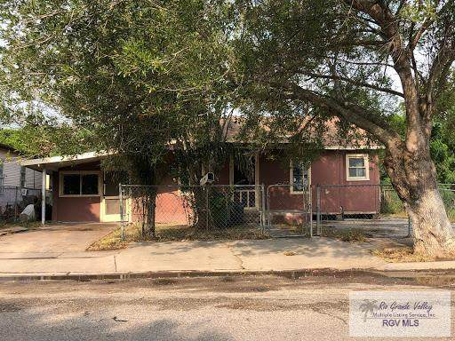 823 E Ringgold St, Brownsville, TX 78520 (MLS #29725187) :: The MBTeam