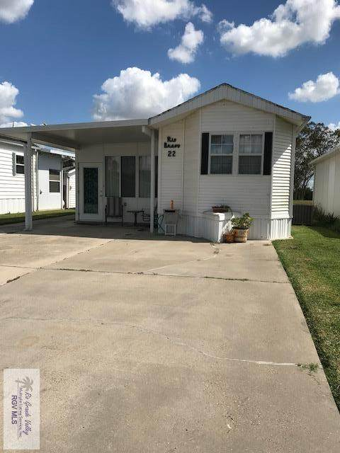 22 Rio Bravo Dr., Brownsville, TX 78520 (MLS #29725557) :: The MBTeam