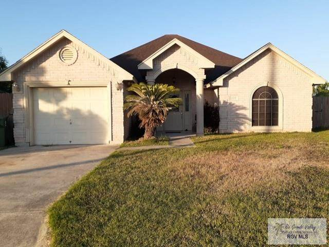 616 Mesquital Ave., Brownsville, TX 78521 (MLS #29726052) :: The MBTeam