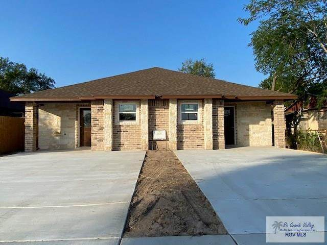 202 W 8TH ST., Los Fresnos, TX 78566 (MLS #29726126) :: The MBTeam