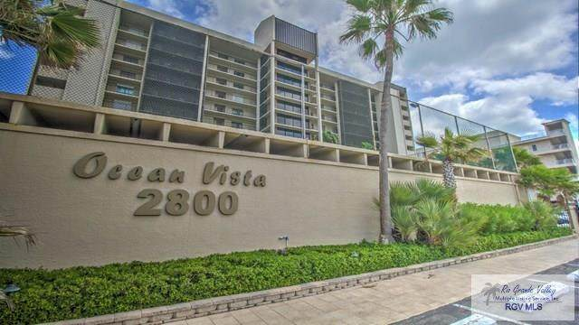 2800 Gulf Blvd. #504, South Padre Island, TX 78597 (MLS #29726464) :: The MBTeam
