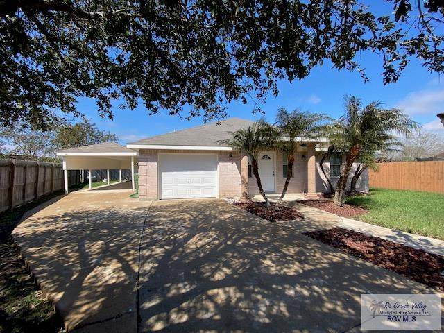 6207 Pecos River St., Brownsville, TX 78526 (MLS #29727222) :: The MBTeam
