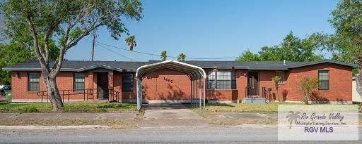 1465 E Stenger St., San Benito, TX 78586 (MLS #29727779) :: The MBTeam