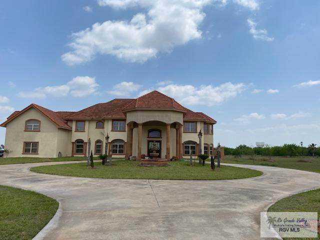 25219 Bass Blvd., Harlingen, TX 78552 (MLS #29727862) :: The MBTeam