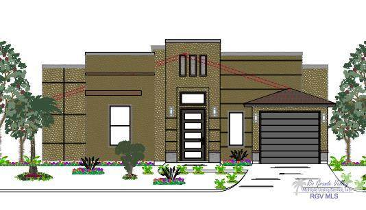7749 Palm Grove Dr., Brownsville, TX 78521 (MLS #29728063) :: The MBTeam