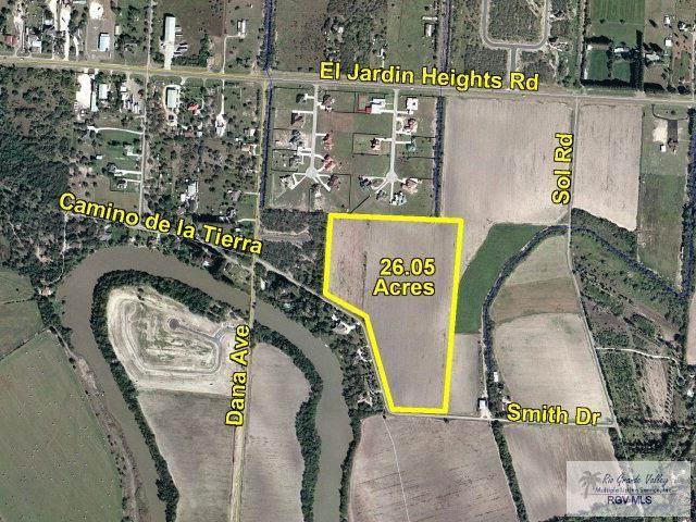 00 Camino De La Tierra, Brownsville, TX 78526 (MLS #29728312) :: The MBTeam