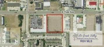 1.87 AC E Tyler Ave., Harlingen, TX 78550 (MLS #29729341) :: The MBTeam