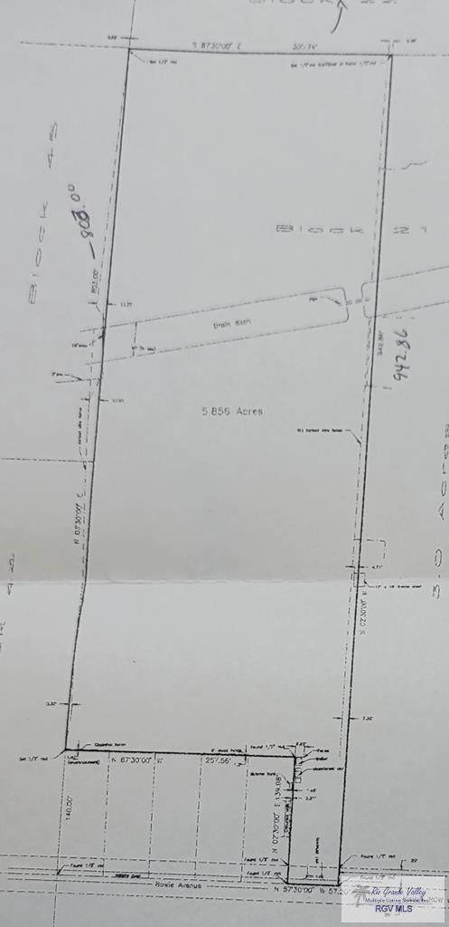 0000 Bowie Ave. 5.86 ACRES, Brownsville, TX 78521 (MLS #29729508) :: The MBTeam