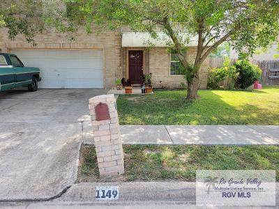 1149 Champlain Dr., Brownsville, TX 78526 (MLS #29730141) :: The MBTeam