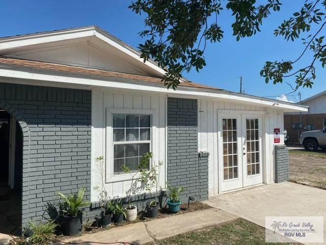 605 S Arroyo Blvd., Los Fresnos, TX 78566 (MLS #29730344) :: The MBTeam