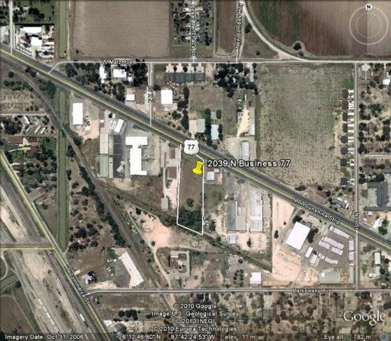 2039 N Business 77, Harlingen, TX 78550 (MLS #34354) :: The Monica Benavides Team at Keller Williams Realty LRGV