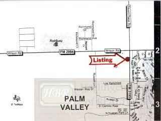 1825 N Stuart Place Rd., Harlingen, TX 78552 (MLS #36322) :: The MBTeam