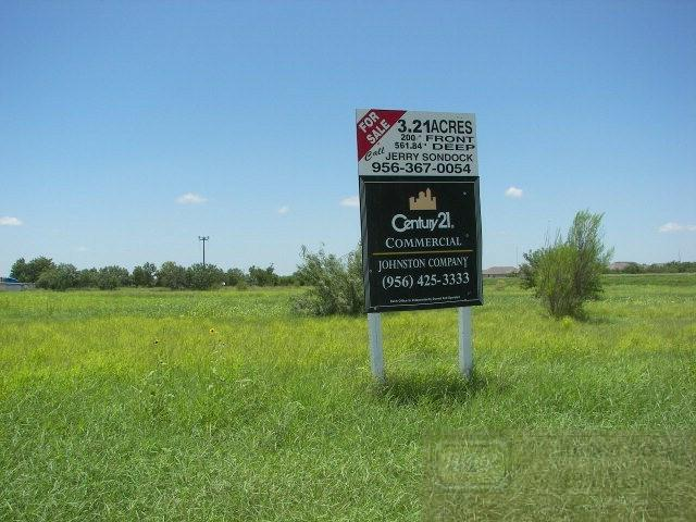 LOT 20 NW Business 77 Lot#20, San Benito, TX 78586 (MLS #42821) :: The Martinez Team