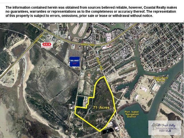 - Port Rd., Port Isabel, TX 78578 (MLS #29665536) :: The MBTeam