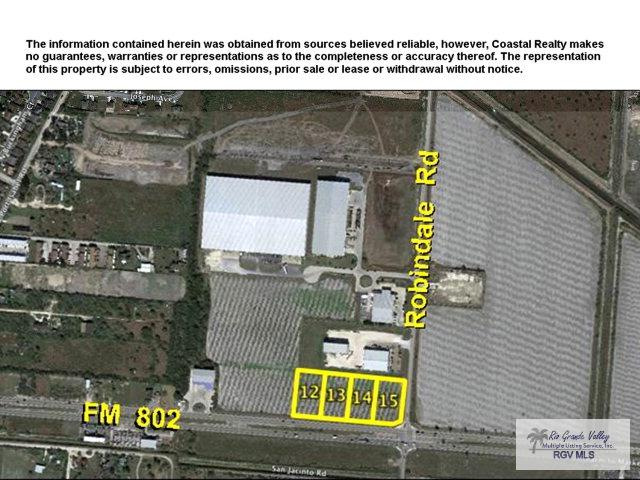 - Fm 802 Lot 13, Brownsville, TX 78526 (MLS #29705931) :: The Martinez Team