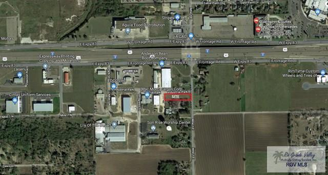 100 Industrial Dr. #11, Mercedes, TX 78570 (MLS #29707305) :: The Martinez Team