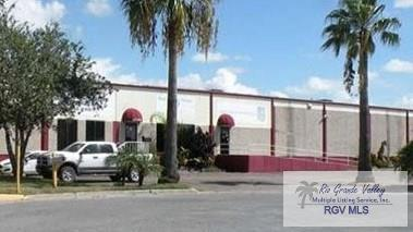 85 Industrial Dr. 5-6, Brownsville, TX 78521 (MLS #29709238) :: The Martinez Team