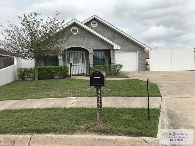3093 Valletta  St., Brownsville, TX 78521 (MLS #29710510) :: Berkshire Hathaway HomeServices RGV Realty