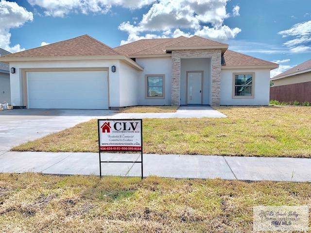 3100 Basque Dr. 2019 NEW MODEL, Brownsville, TX 78521 (MLS #29719603) :: The Monica Benavides Team at Keller Williams Realty LRGV