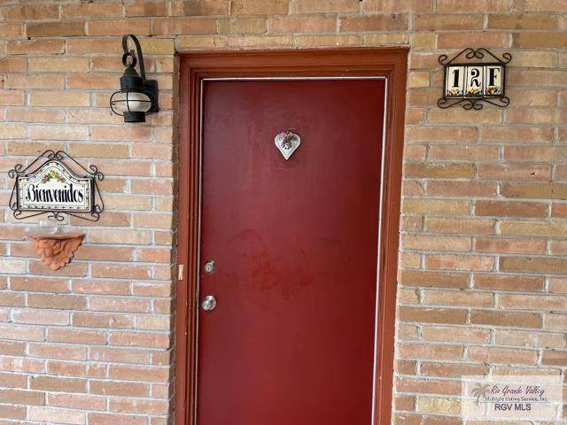 1900 University Blvd. 12F, Brownsville, TX 78520 (MLS #29728689) :: The MBTeam