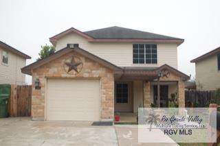 3106 Obsidian, Brownsville, TX 78526 (MLS #29726322) :: The MBTeam