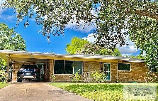1601 Bowie Ave., Harlingen, TX 78550 (MLS #29724637) :: The MBTeam