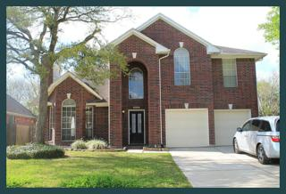 2830 Sailors Moon Drive, Friendswood, TX 77546 (MLS #45764593) :: Texas Home Shop Realty