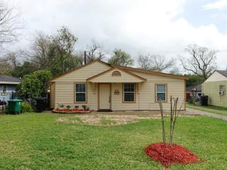 515 Coral Street, Houston, TX 77023 (MLS #48022442) :: NewHomePrograms.com LLC