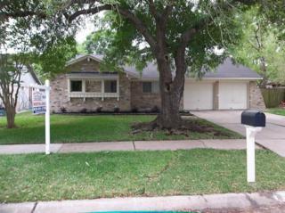 15818 Wandering Trail, Friendswood, TX 77546 (MLS #69645214) :: Texas Home Shop Realty