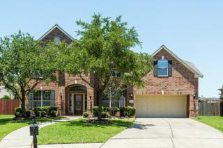 1109 Messina Court, Pearland, TX 77581 (MLS #95762584) :: Texas Home Shop Realty