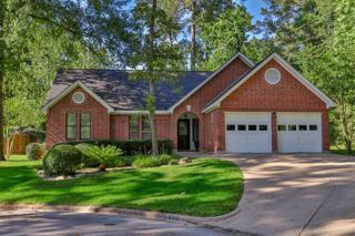 402 Burning Tree Drive, Huntsville, TX 77340 (MLS #96958658) :: Mari Realty