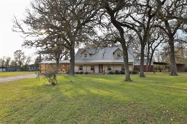 25415 Kickapoo Road, Hockley, TX 77447 (MLS #10005970) :: Texas Home Shop Realty