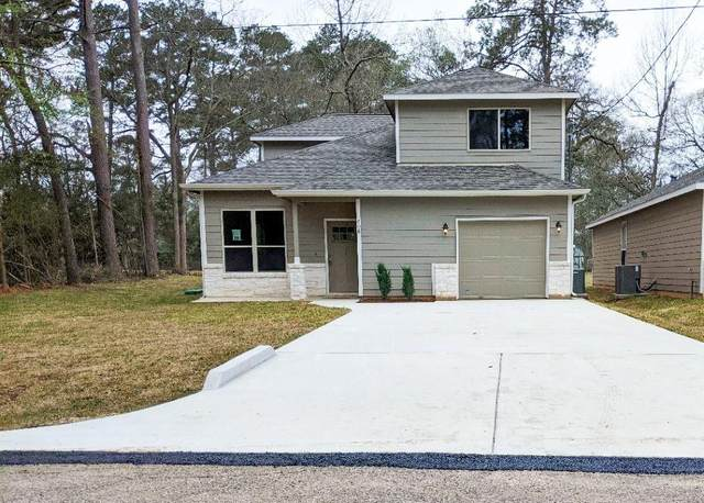 405 Mohawk Drive, Montgomery, TX 77316 (MLS #10011989) :: The Bly Team