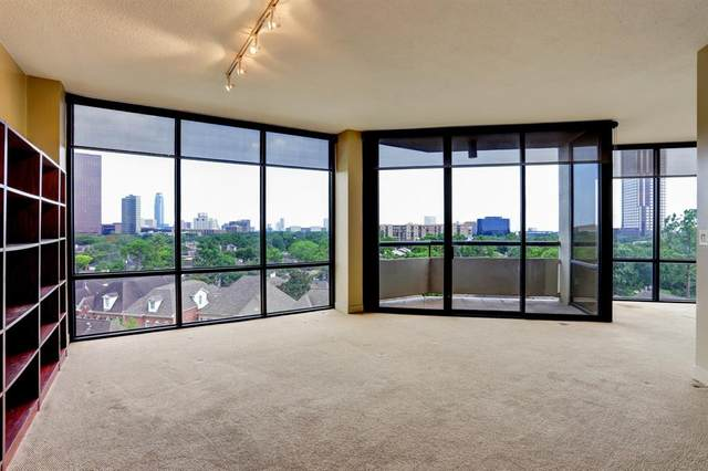 1111 Bering Drive #701, Houston, TX 77057 (MLS #10013147) :: All Cities USA Realty
