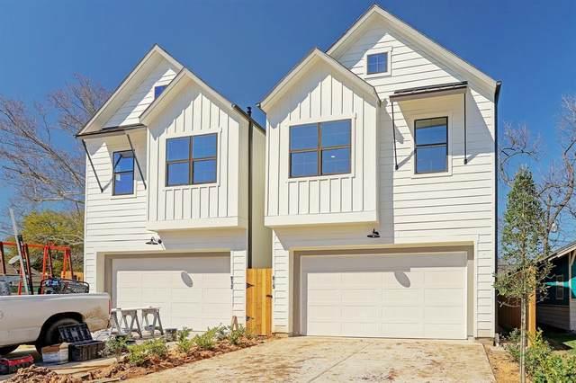 813 E 25 Street, Houston, TX 77009 (MLS #10015977) :: Giorgi Real Estate Group
