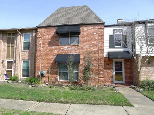 754 Thicket Lane #754, Houston, TX 77079 (MLS #10019722) :: Texas Home Shop Realty