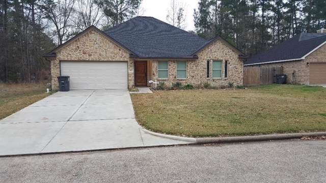 410 Eastwood Dr, Woodbranch, TX 77357 (MLS #1002525) :: Connect Realty
