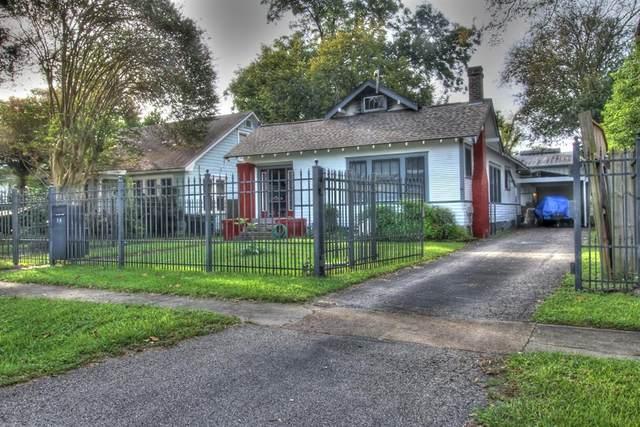 314 W 21st Street, Houston, TX 77008 (MLS #10028016) :: Caskey Realty