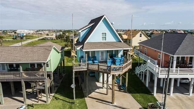 1819 Pompano Lane, Crystal Beach, TX 77650 (MLS #10029654) :: The Heyl Group at Keller Williams