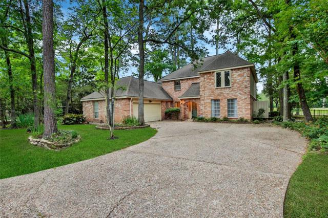 116 S Timber Top Drive, The Woodlands, TX 77380 (MLS #10030472) :: Texas Home Shop Realty