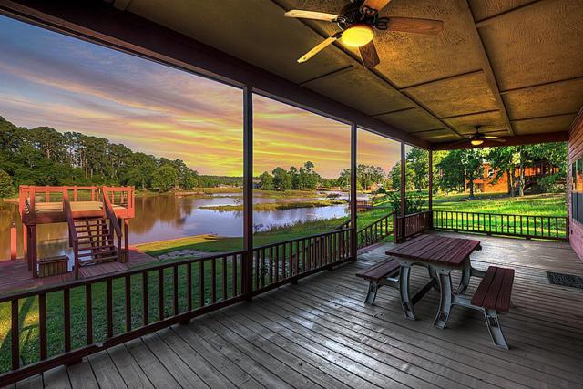 80 Hunters Creek Drive, Huntsville, TX 77340 (MLS #10041446) :: Mari Realty
