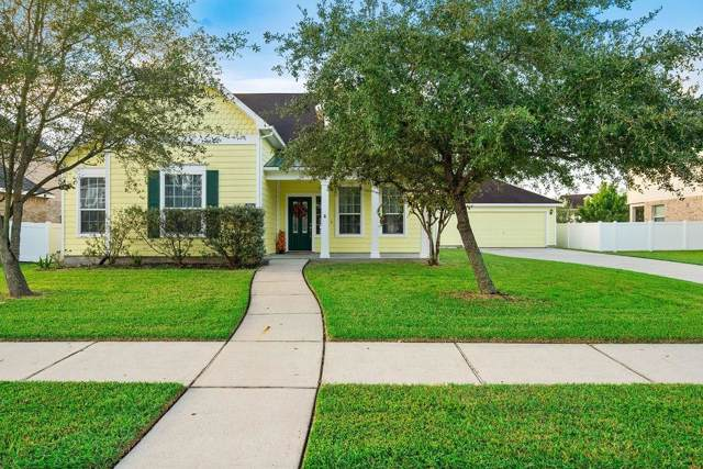 4204 W Timber Cut Court, Pearland, TX 77584 (MLS #1004352) :: The SOLD by George Team