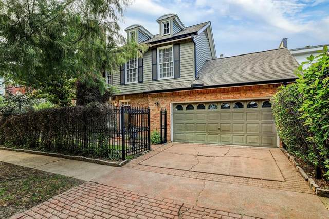1426 Marshall Street, Houston, TX 77006 (MLS #1006385) :: Connect Realty