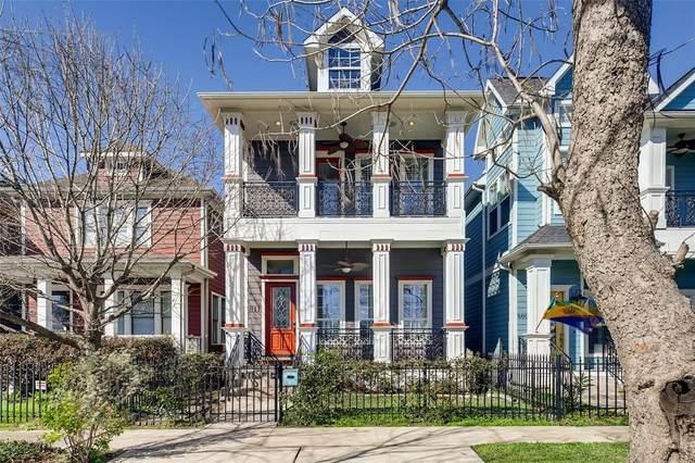 811 W 22nd Street, Houston, TX 77008 (MLS #10064437) :: The Jennifer Wauhob Team