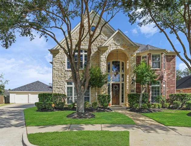 3926 Lake Hawkins Lane, Richmond, TX 77406 (MLS #10069762) :: Caskey Realty