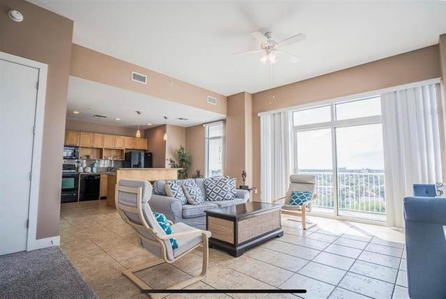 500 Seawall Boulevard #605, Galveston, TX 77550 (MLS #10073209) :: Caskey Realty