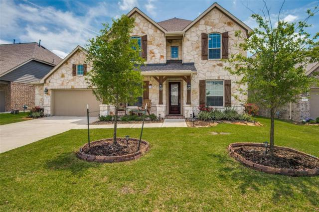 9115 Lacombe Lane, Tomball, TX 77375 (MLS #10074601) :: The SOLD by George Team